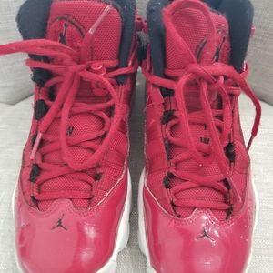 Jordan 6 Rings Gym Red/Black/White